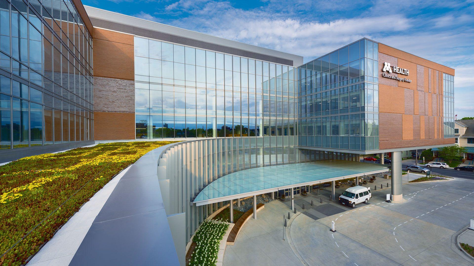 U of M Health Clinics & Surgery Center; Minneapolis, MN